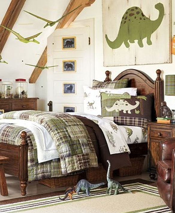 Best Bedroom Themes – Dinosaurs This Month
