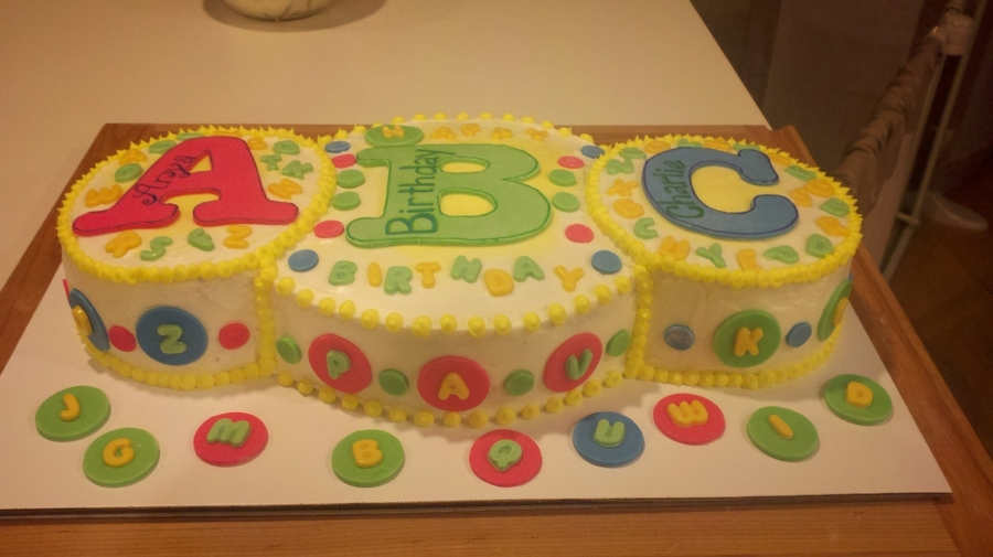 Best Abc Cake Cakecentral Com This Month