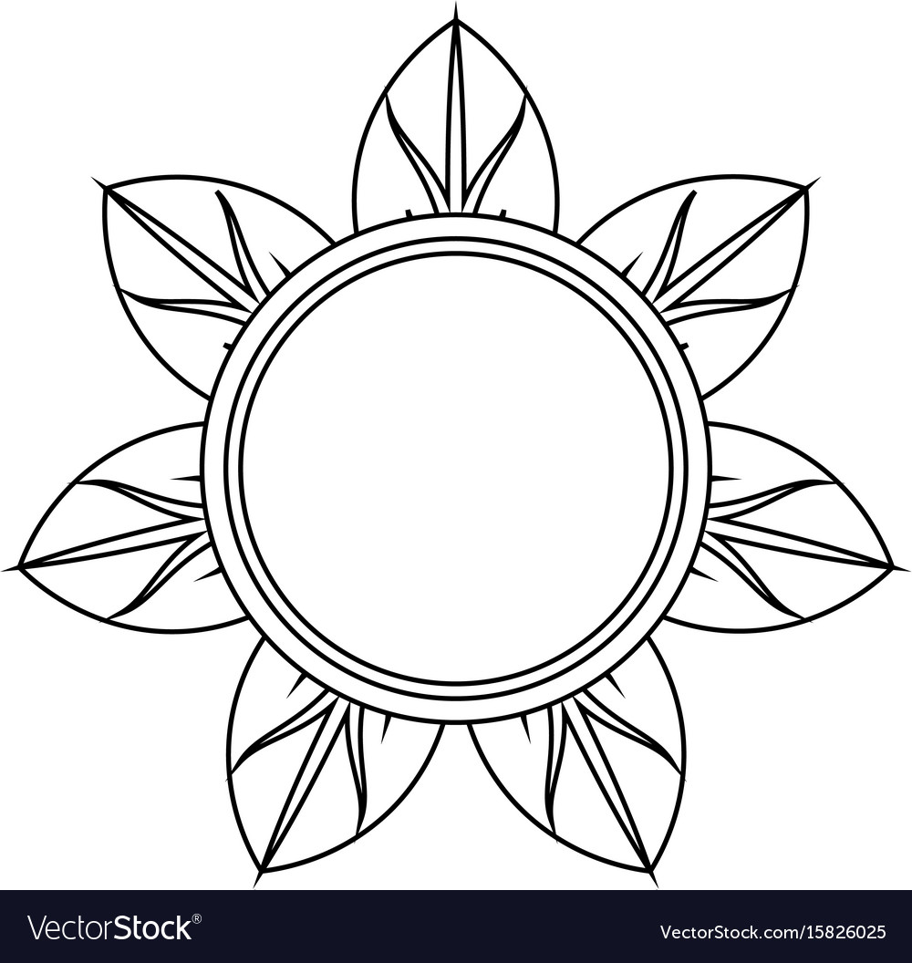 Best Decorative Blank Label Royalty Free Vector Image Vectorstock This Month