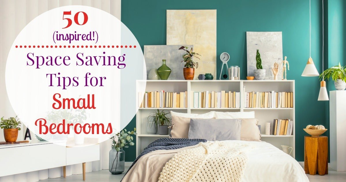 Best 50 Small Bedroom Ideas And Incredibly Useful Space Saving Tips This Month