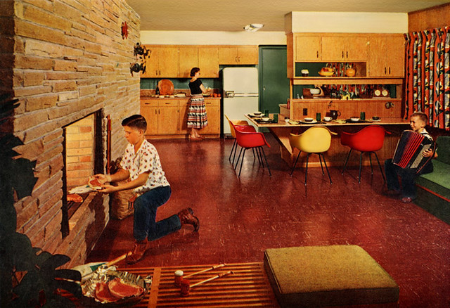 Best 50 S Home Decor 14 Chanel Smith Flickr This Month