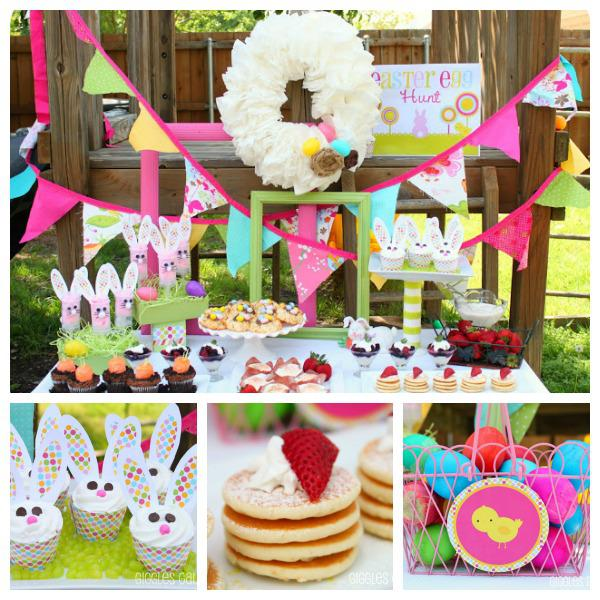 Best Kara S Party Ideas Easter Egg Hunt Bunny Rabbit Girl Boy This Month