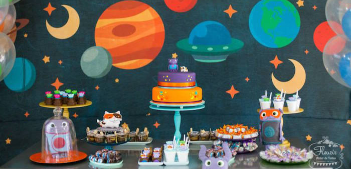 Best Kara S Party Ideas Home Inspired Alien Birthday Party This Month