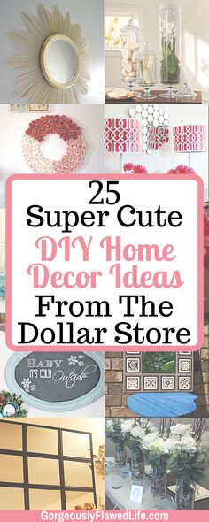 Best 1000 Images About Dollar Store Crafts Hacks On This Month