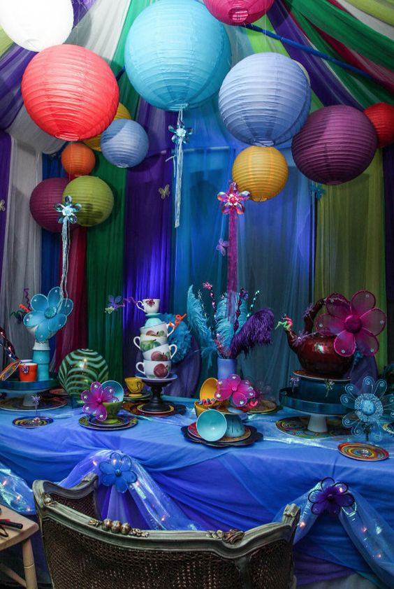 Best Alice In Wonderland Theme Mad Hatter Tea Party This Month