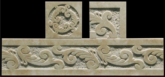 Best Carved Travertine Tile Border Products I Love This Month