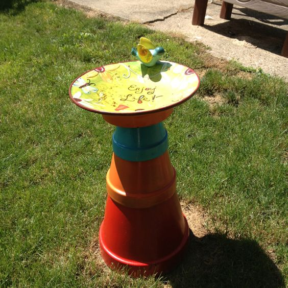 Best Birdbath To Cover Sewer Pipes In Backyard Stuff This Month