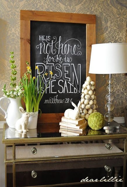 Best Pinterest Religious Easter Decorating Ideas Visit This Month