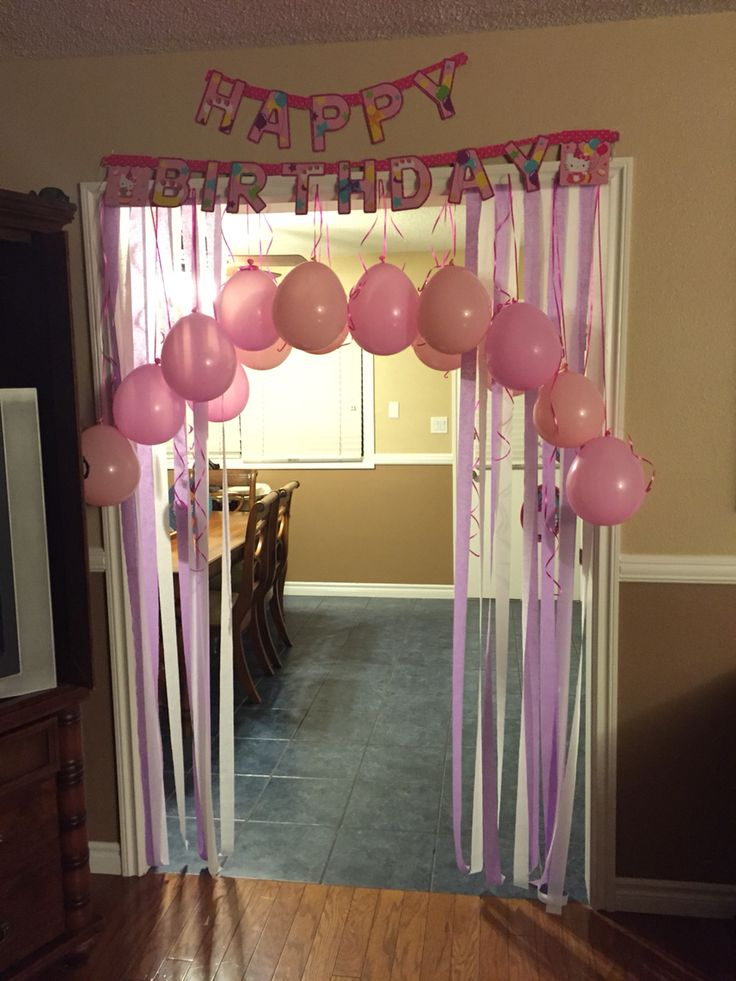 Best Birthday Morning Surprise For The Kids Pinterest This Month