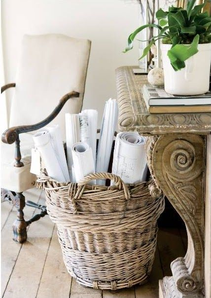 Best 1000 Images About Reusing Baskets On Pinterest Entry This Month
