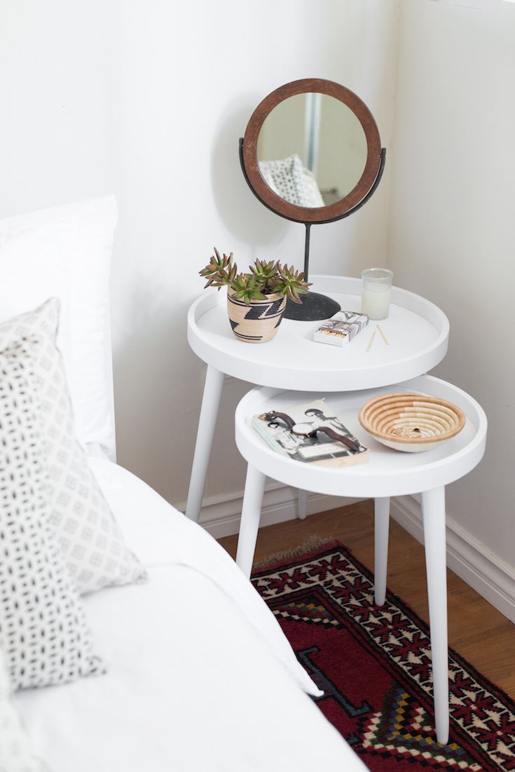 Best 17 Best Ideas About Small Bedside Tables On Pinterest This Month