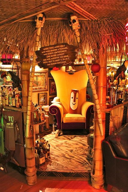 Best Tiki Bar Decor South Bay Tiki Crawl 2012 Tricked Out This Month