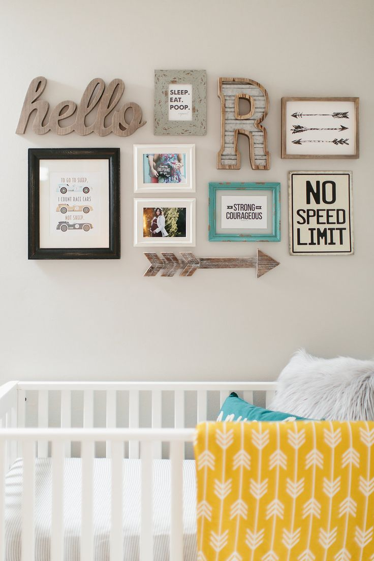 Best 25 Best Ideas About Nursery Wall Collage On Pinterest This Month