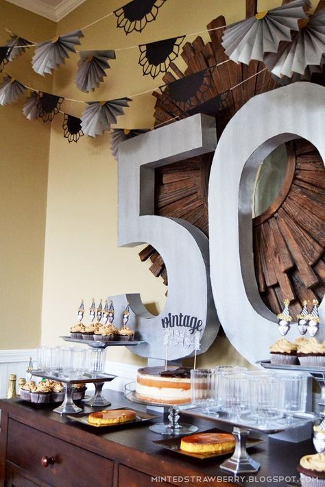 Best 25 Best Ideas About 50Th Birthday Centerpieces On This Month