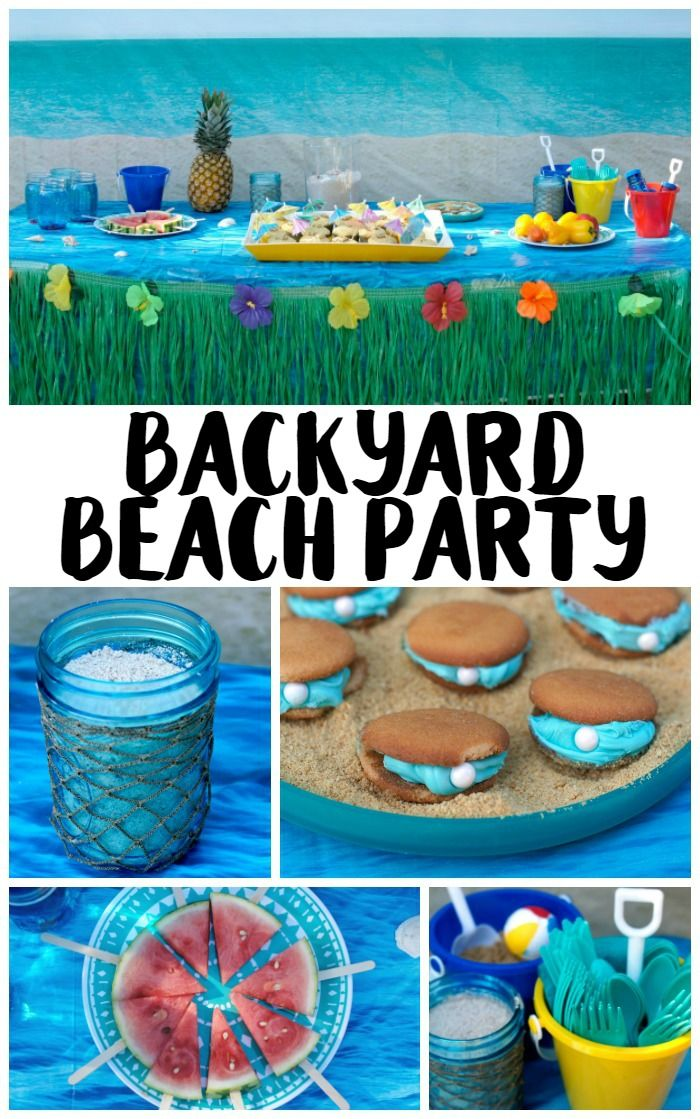 Best 25 Best Ideas About Beach Party Games On Pinterest This Month