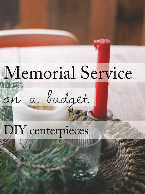 Best 15 Ideas For A Beautiful Memorial Service On A Budget Diy This Month