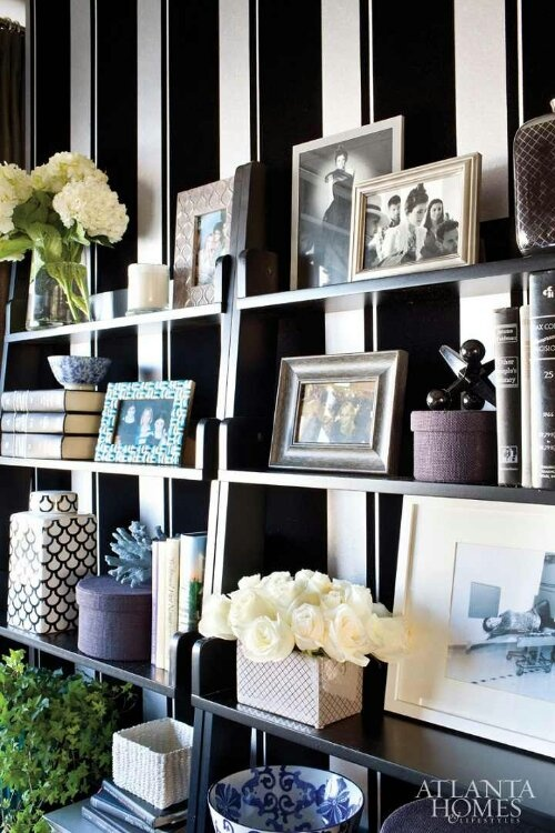 Best Bold Black And Silver Wallpaper With Cobalt Blue This Month