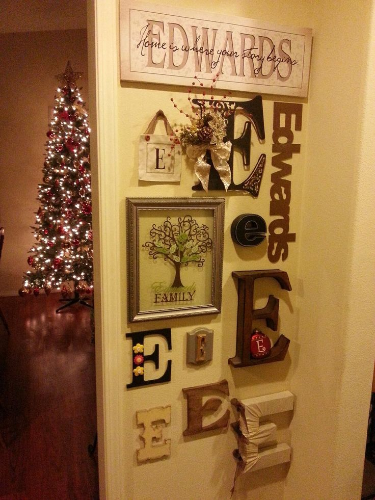 Best 25 Best Ideas About Monogram Wall Art On Pinterest This Month