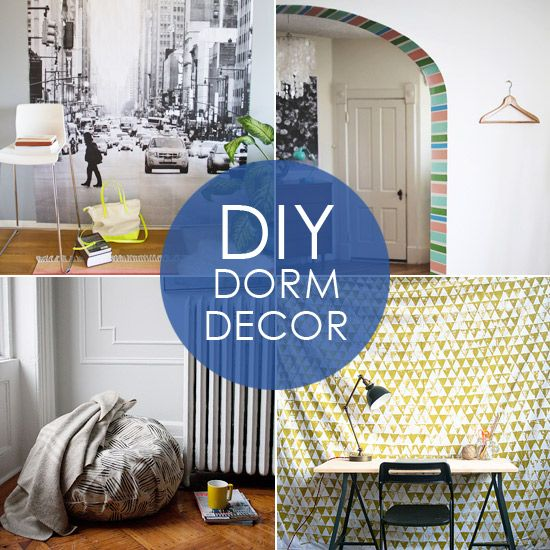 Best Back To Campus 10 Stylish Diy Dorm Decor Ideas Find Great This Month