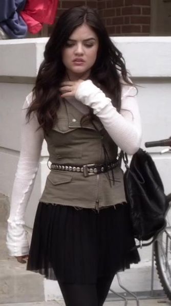 Best 25 Best Ideas About Aria Montgomery On Pinterest Aria This Month