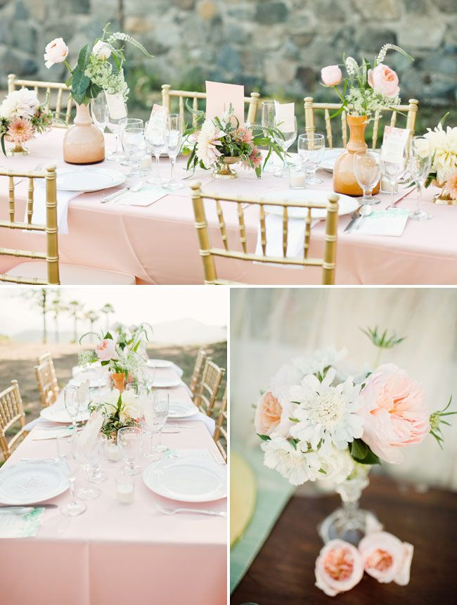 Best 96 Best Images About Dinner Table Decorations On Pinterest This Month