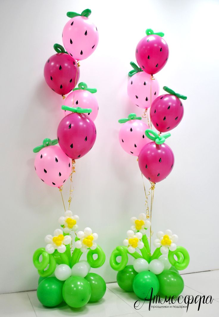 Best 1000 Ideas About Balloon Centerpieces On Pinterest This Month