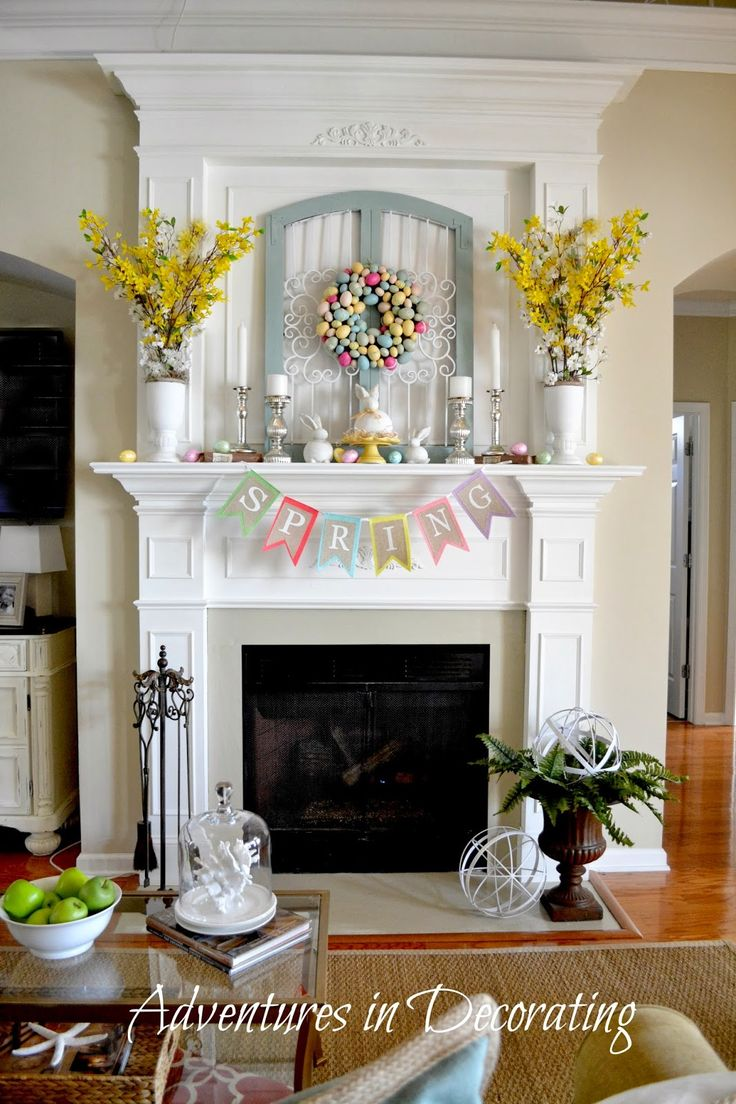 Best 25 Easter Decor Ideas On Pinterest Spring This Month