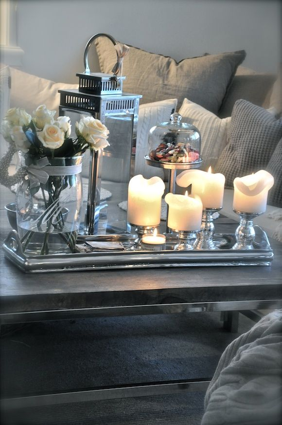 Best 17 Best Ideas About Coffee Table Centerpieces On Pinterest This Month