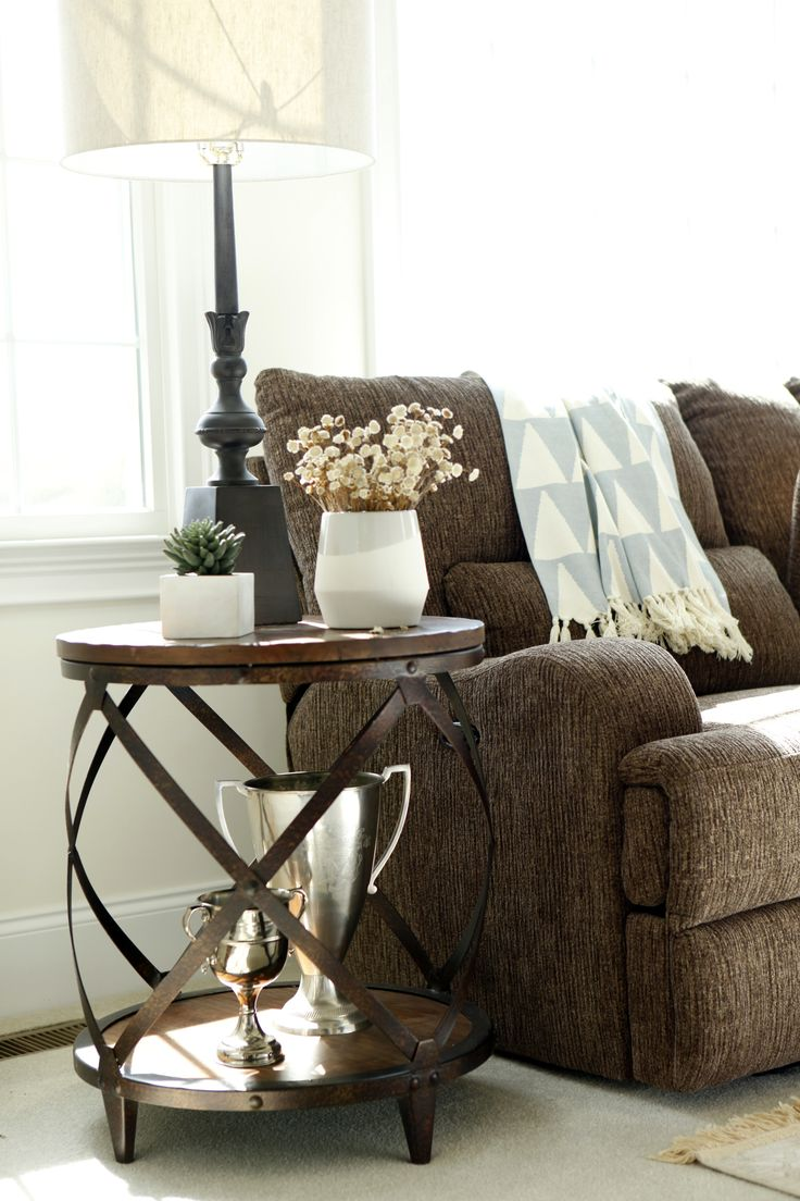 Best An End Table Perfect For The Rustic Home Of Your Dreams This Month