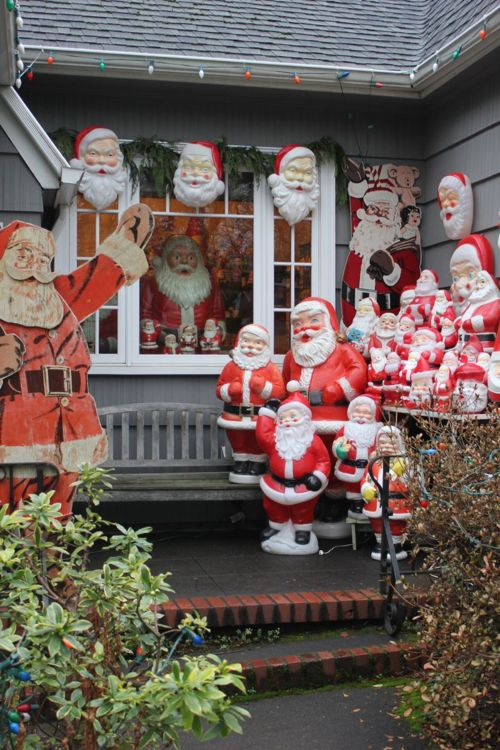 Best 25 Outside Christmas Decorations Ideas On Pinterest This Month