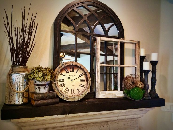 Best 20 Rustic Fireplace Decor Ideas On Pinterest Stone This Month