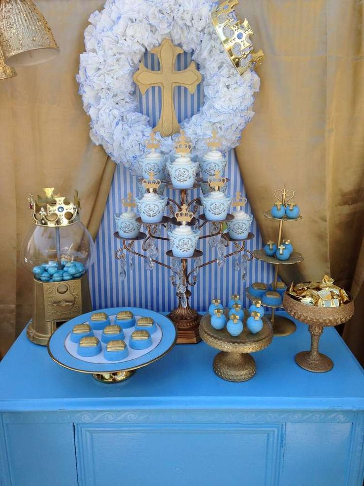 Best 25 Best Ideas About Baptism Party Centerpieces On This Month