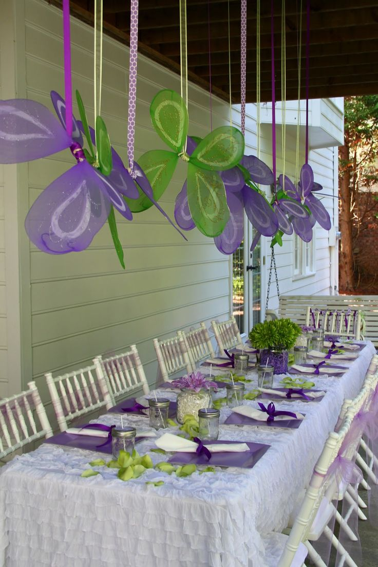 Best 17 Best Images About Kids Fairy Birthday Party On This Month