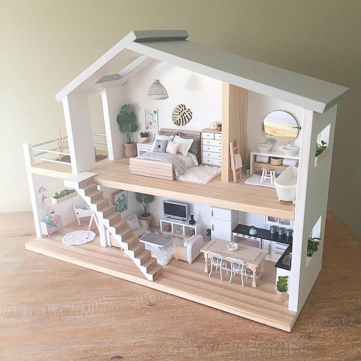 Best 25 Best Ideas About Dollhouse Furniture On Pinterest This Month