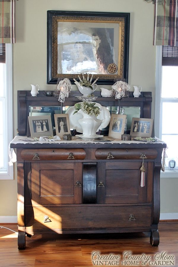 Best 17 Best Ideas About Antique Sideboard On Pinterest This Month