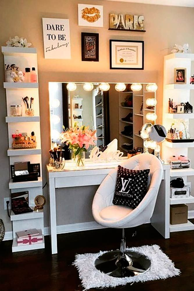 Best 25 Best Ideas About Vanity Decor On Pinterest Makeup This Month