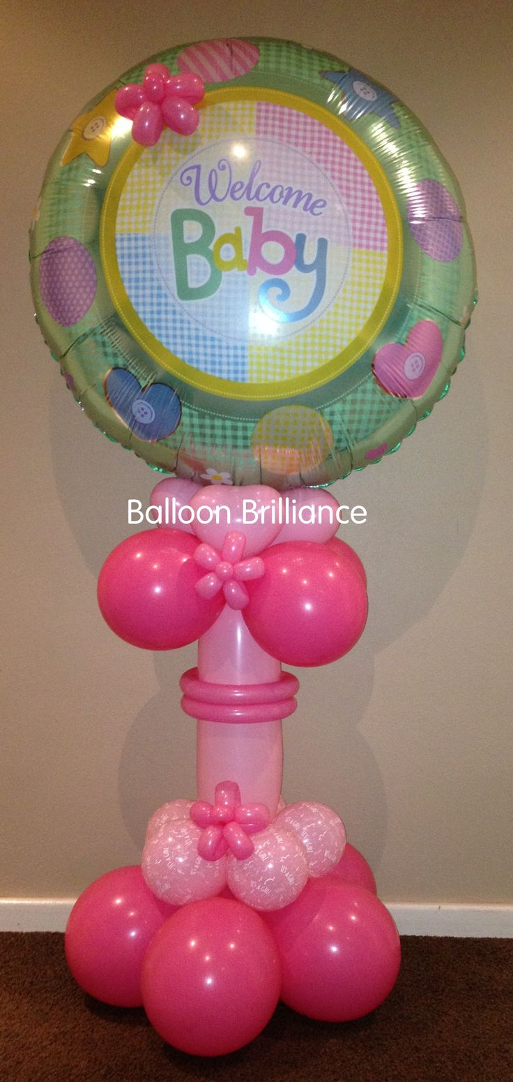 Best 437 Best Images About Balloon Baby Shower Parties This Month
