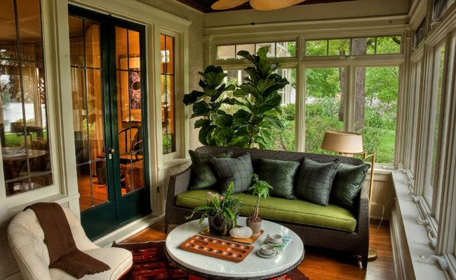 Best Images Window Treatments Enclosed Porch With Large Windows This Month