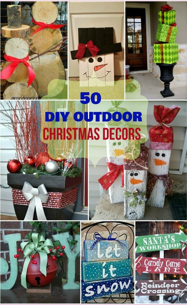 Best 25 Outdoor Christmas Ideas On Pinterest Large This Month