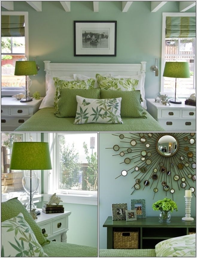 Best 25 Best Ideas About Green Bedrooms On Pinterest Green This Month