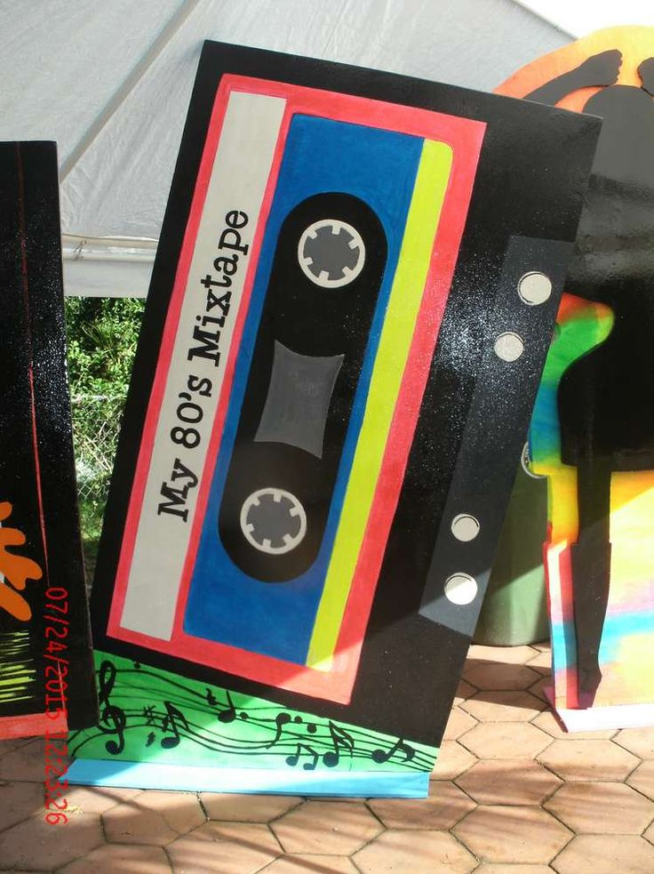 Best 25 Best Ideas About 80S Party Decorations On Pinterest This Month