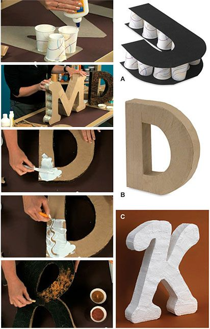 Best 25 Best Ideas About Decorative Wall Letters On Pinterest This Month
