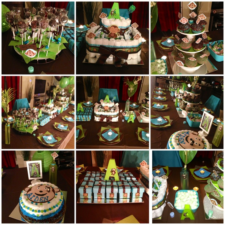 Best 374 Best Images About Baby Shower Ideas On Pinterest This Month