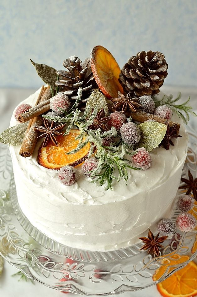 Best 25 Best Ideas About Christmas Cake Decorations On This Month