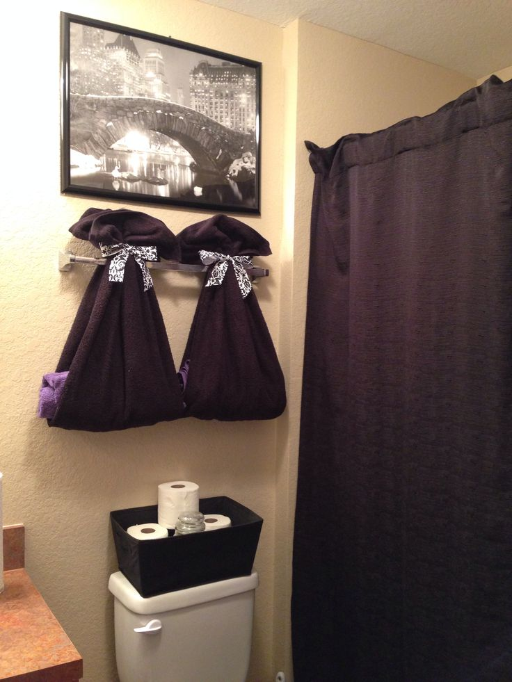 Best 25 Towel Display Ideas On Pinterest Bathroom This Month