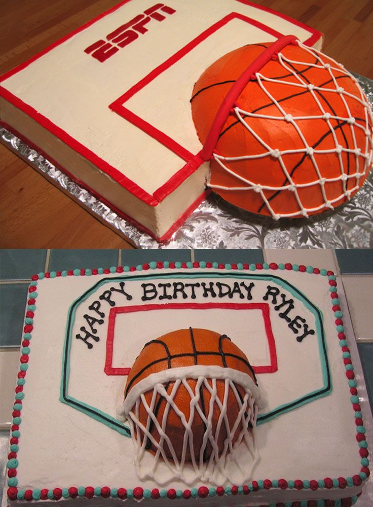 Best 25 Best Ideas About Basketball Cakes On Pinterest This Month