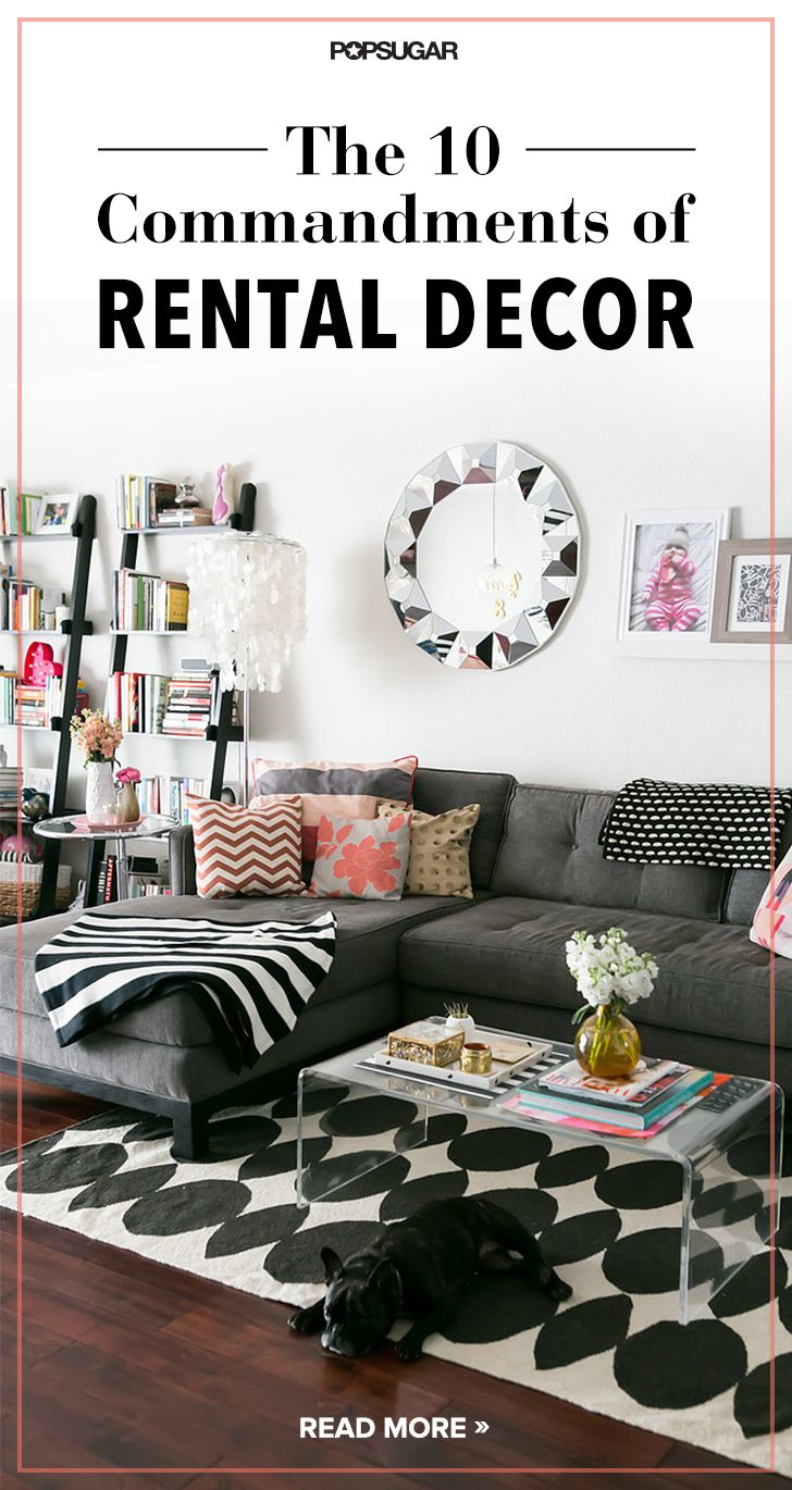 Best Rental Decorating On Pinterest This Month