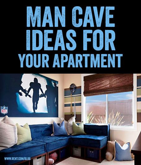 Best Man Cave Ideas For Your Apartment Guy Rooms Straws And This Month