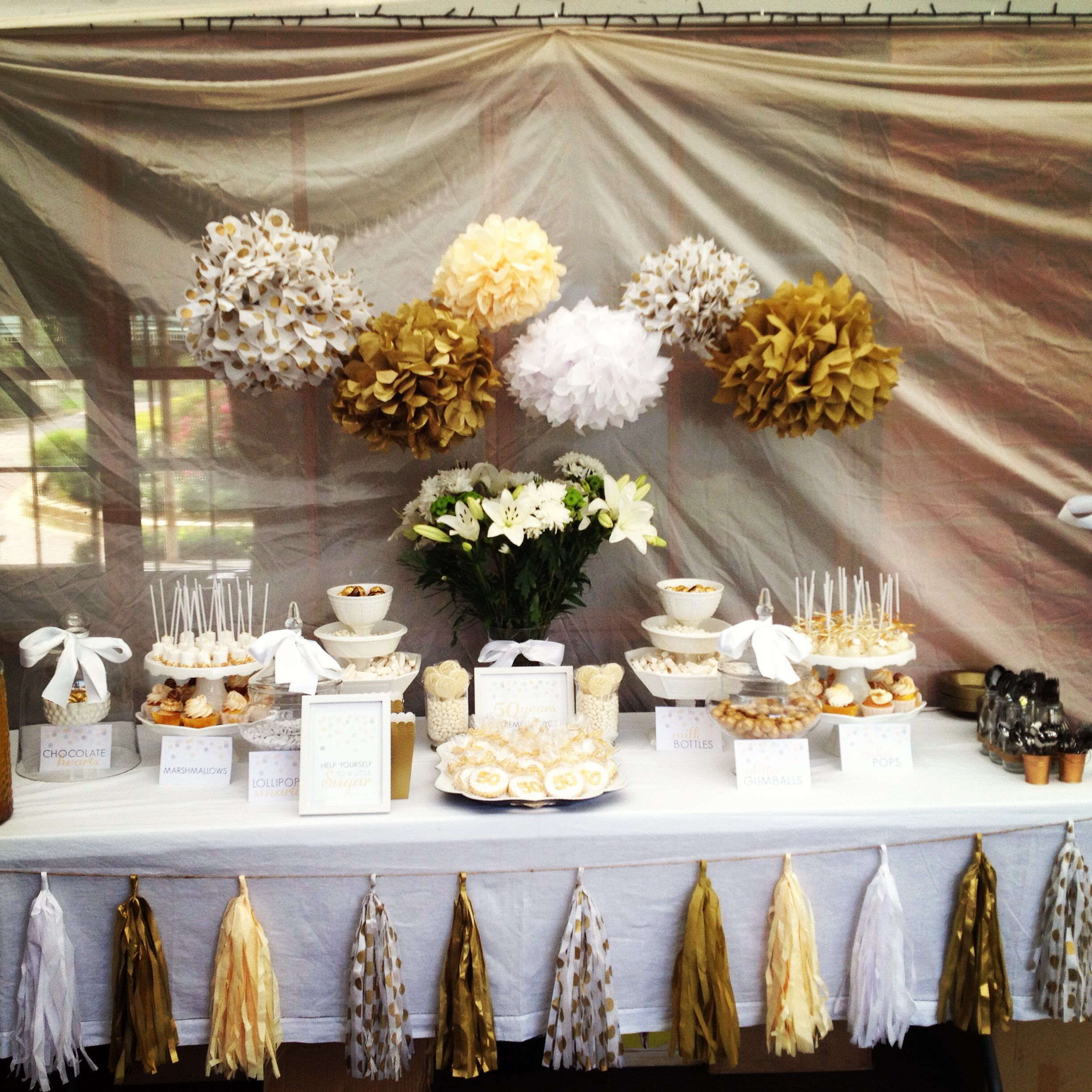 Best Polkadot Parties 50Th Wedding Anniversary Entertaining This Month