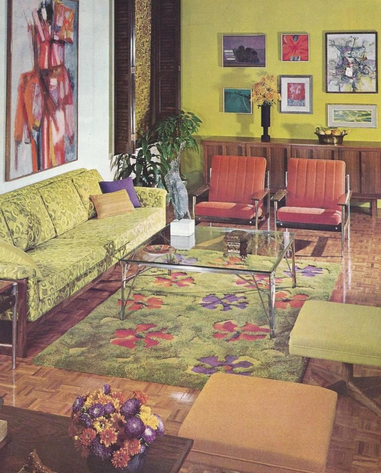 Best Vintage Home Decorating 1960S Home Decor Mad Men This Month